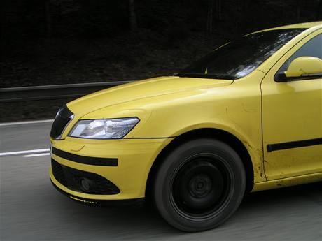 Nová zamaskovaná Škoda Ocavia RS