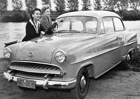 Opel veterán.