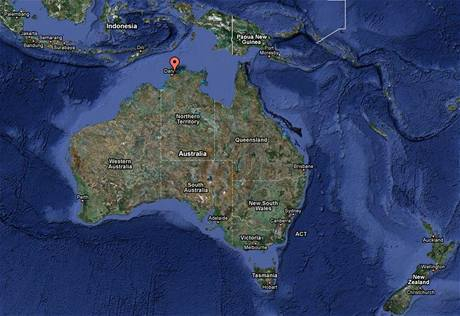 Austrálie - Black Jungle Conservation Reserve