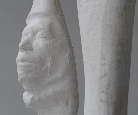 Z výstavy Manop, poslední první