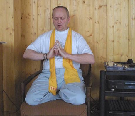 Doktor přírodních věd Andrew Alois Urbiš z rehabilitačního centra v Čeladné