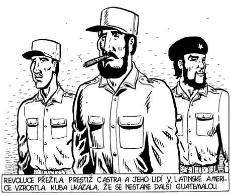 z komiksu Che