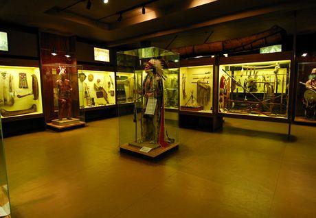 Německo, Radebeul, Muzeum Karla Maye