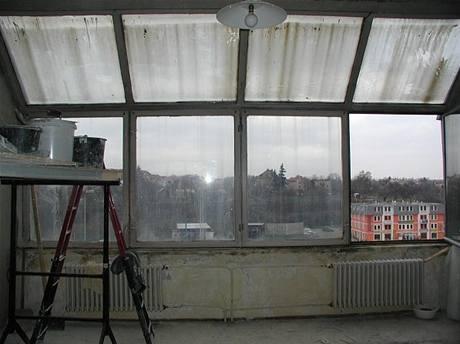 Milionová proměna panelákového bytu