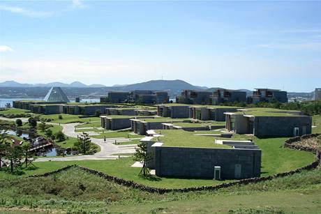 Phoenix Island Villa Condo & Club House, Seogwipo-si, Jižní Korea