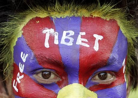 Protesty proti čínské nadvládě nad Tibetem (10. března 2009)