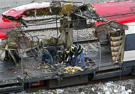 Teroristické útoky na vlaky v Madridu z roku 2004