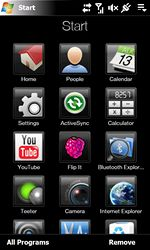 TouchFLO 3D - nová generace