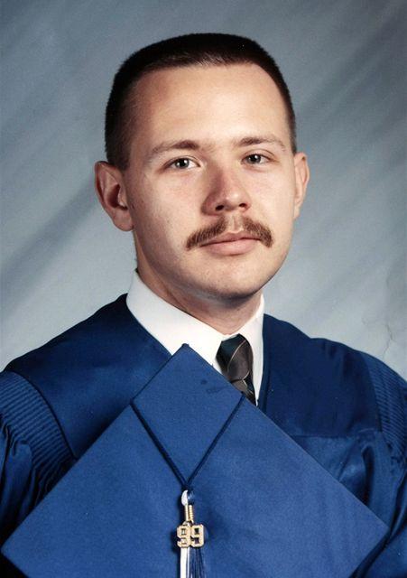 Michael McLendon na archivním snímku z roku 1999