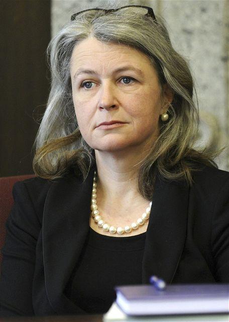 Psychiatrička Adelheid Kastnerová