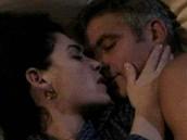 Hrdinové seriálu Pohotovost Julianna Marguliesová a George Clooney