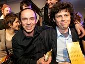 Ceny Alfréda Radoka 2008 - Petr Forman a Ivanem Arsenjevem a Veroniou Švábovou získali ceni Inscenace roku za text Obludárium