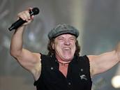 Skupina AC/DC vystoupila v Praze