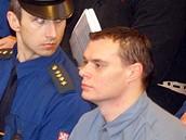 Jan Zelený, jeden ze čenů Berdychova gangu (1. června 2006)