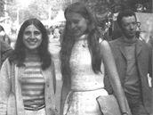 Konstans Dima v Paříži, Sorboně v letech 1968 - 1969