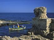 Tunisko, Mahdia - přístav