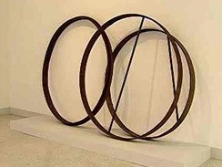 Auto - umělecké dílo od Josepha Beuyse (1921–1986), které vyvolalo polemiku