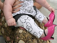 Lodičky pro miminka