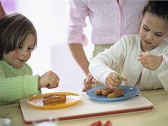 Dětem ryby chutnají, ale musíte jim je umět nabídnout.