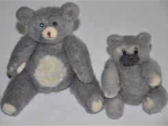Medvědi patří ke klasice. Pokud mají mít pohyblivé končetiny, musíte je k tělu přišít.
