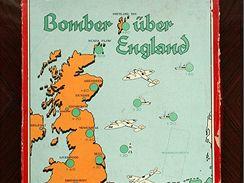 Bomber über England