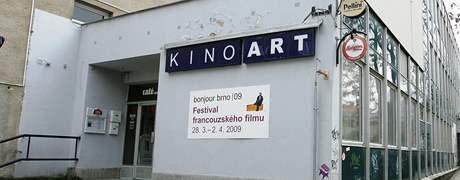 Brněnské kino Art slaví devadesáté narozeniny.