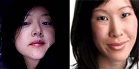 Odsouzené americké novinářky Laura Lingová a Euna Leeová