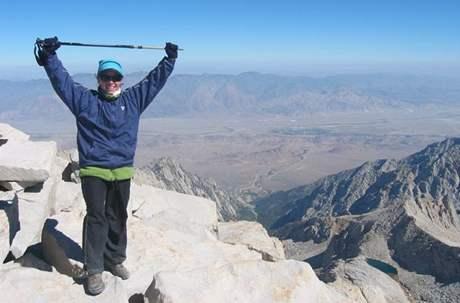 Výstup na nejvyšší vrchol kontinentální Ameriky - Mt. Whitney