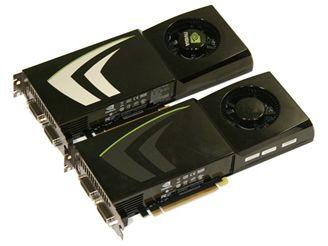 GeForce GTX 280 a GTX 260