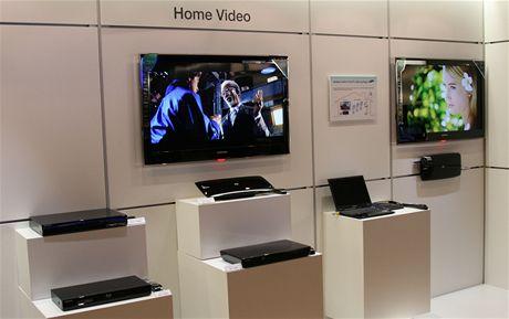 Samsung European Forum 2009 - novinky pro domácí kino