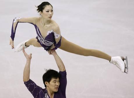 Sportovní dvojice Tan Čang, Chao Čang