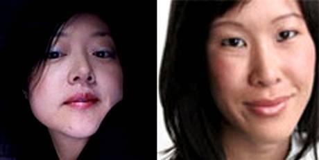 Zadržené americké novinářky Laura Lingová a Euna Leeová