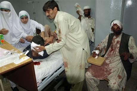 Bombový útok v pákistánském Džamrúdu (27. března 2009)