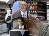 Matrjošky před prezidentskou volbou v Rusku
