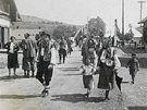Obyvatelé města Jasiňa