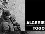 Libuše a Dana Kyndrová: Alžírsko a Togo; obal knihy