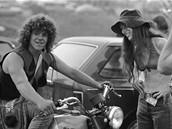 Woodstock 1969 - spoluzakladatel legendárního rockového festivalu Michael Lang