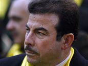 Vysoký představitel Fatahu Kamal Medhat
