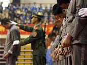 Odsouzenci na smrt v Číně. (ilustrační foto)