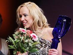 Ceny Thálie 2008 - Petra Hřebíčková