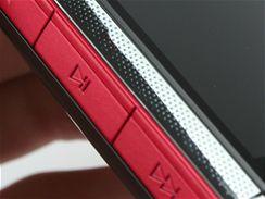 Recenze Nokia 5130 detail