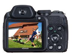 Digitální fotoaparát Fujifilm FinePix S2000HD