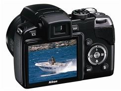 Fotoaparát Nikon Coolpix P80