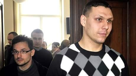 Michal Pliska u Krajského soudu v Brně