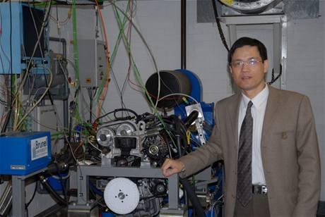 Profesor Hua Zhao