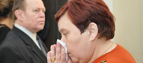 Božena Rosnerová čelí spolu s mužem u vyškovského soudu obžalobě z týraní svěřených dětí