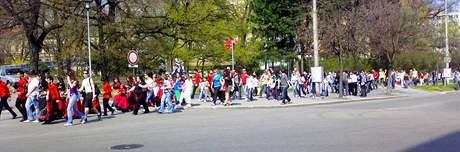 Oslavy Mezinárodního dne Romů v Brně