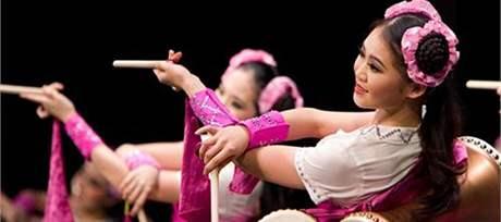 O víkendu vystoupí v Janáčkově divadle soubor čínských tanečníků