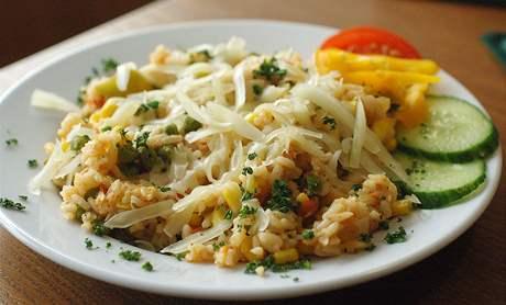 Restaurace Jantar: rizoto