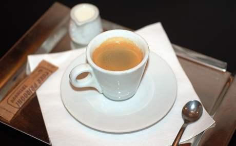 Kavárna JAZZcafe: espresso